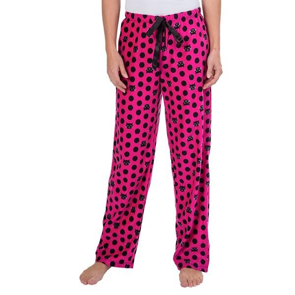 St. Eve Microfleece Pajama Bottoms (For Women)
