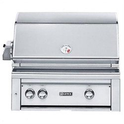 30 Professional Built-In Grill with Rotisserie - Fuel Type: Liquid Propane