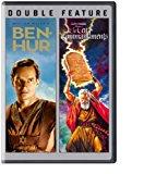 Double Feature: Ben Hur / Ten Commandments