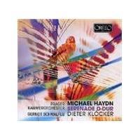 Michael Haydn - Serenade D-Dur (Schmalfuss, Prague Chamber Orch, Klocker) (Music CD)
