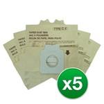 Panasonic Replacement Vacuum Bag For Mc-150pf (single Pack) Replacemen