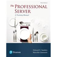 The Professional Server A Training Manual
