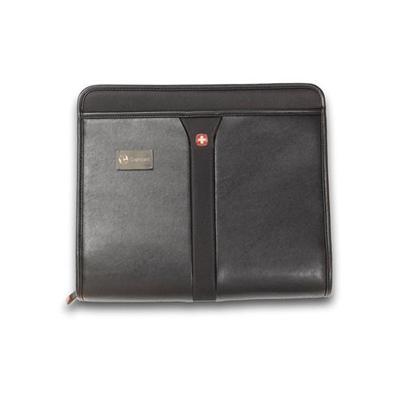 Victorinox Swiss Army Wa-5542-02f00 Carina Binder Folio - Black