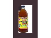 Organic Raw Apple Cider  Vinegar Unfiltered - Bragg - 32 Oz - Liquid