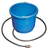 API 9 Quart Heated Bucket 9HB
