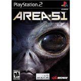 Area 51 - PlayStation 2