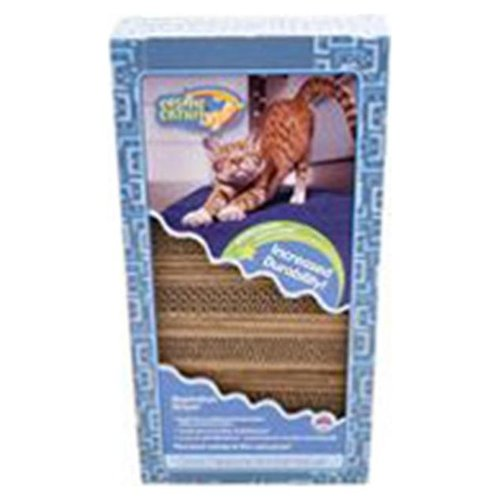 Ourpets Company 089985 Cosmic Stupendous Stripes Cat Scratcher