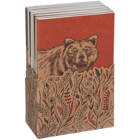 Woodland Creatures, Notebook Set