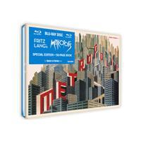 Metropolis - Director's Cut (Blu-Ray)
