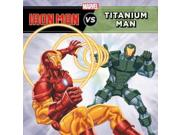 Iron Man Vs. Titanium Man