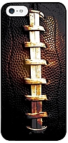 Pangea Brands 847504055378 Football Case For Apple Iphone 4