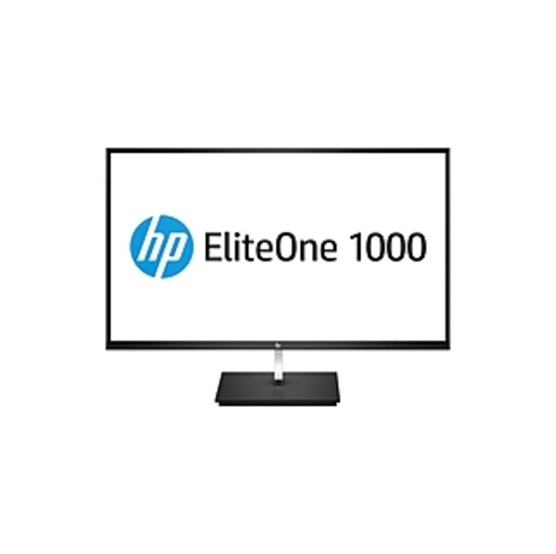 "Hp Eliteone 1000 G1 All-in-one Computer - Intel Core I5 (7th Gen) I5-7500 3.40 Ghz - 8 Gb Ddr4 Sdram - 256 Gb Ssd - 27"" 3840 X 2160 - Windows 10 Pro 6"