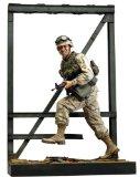 U.S.M.C. 1st M.E.U. Action Figure by Dusty Trail Toys ( Marine Expeditionary Unit )