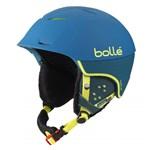 Bolle Synergy Soft Blue 58-61cm Ski Helmet
