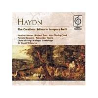 Joseph Haydn - The Creation - Sung In English (Willcocks, ECO, ASMIF) (Music CD)