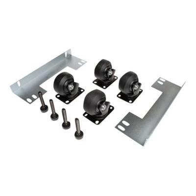 Tripplite Srcasterhdkit Rack Enclosure Cabinet Heavy Duty Mobile Rolling Caster Kit