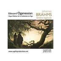 Brahms: Sämliche Orgelwerke (Music CD)