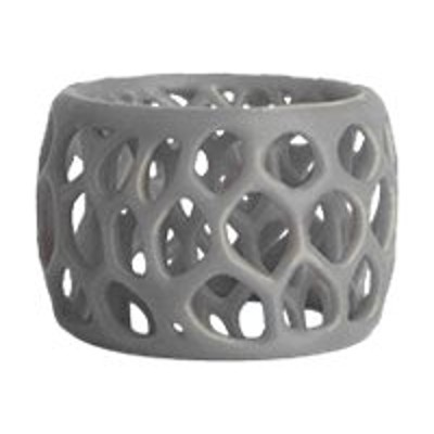 3d Systems 391139 Cube 3 - Silver - Abs Filament ( 3d ) - For  Cube 3