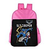BAOBAO Sly Cooper Kids' School Backpack