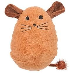 Our Pet's Play-n-Squeak Wobble Mouse Cat Toy
