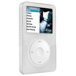 DLO Jam Jacket iPod Classic Case - Silicon - White