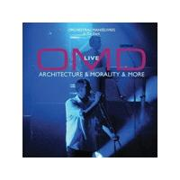 Orchestral Manoeuvres in the Dark - Live (Architecture & Morality and More/Live Recording) (Music CD)