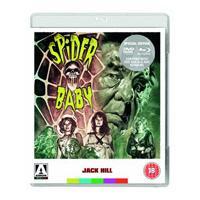 Spider Baby (Blu-Ray   DVD)