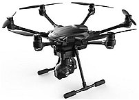Yuneecusa Typhoon H Rtf Yuntyhscus With St16, Cgo3 Plus Drone - Black