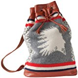 Pendleton Men's Heroic Chief Leather Backpack, Heroic Chief, One Size