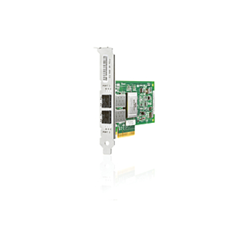 Hpe 82q 8gb 2-port Pcie Fibre Channel Host Bus Adapter - 2 X - Pci Express - 8 Gbit/s - 2 X Total Fibre Channel Port(s) - Plug-in Card