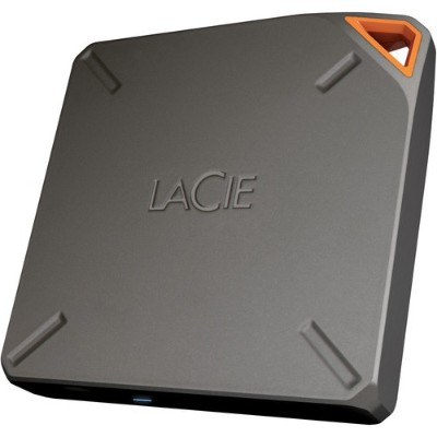 Lacie Stfl1000100 1tb Fuel Wireless Storage Drive