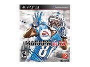 Madden NFL 13 PlayStation 3 ESRB Rating: E - Everyone Genre: Sports Brand: EA Platform: PlayStation 3 (PS3)