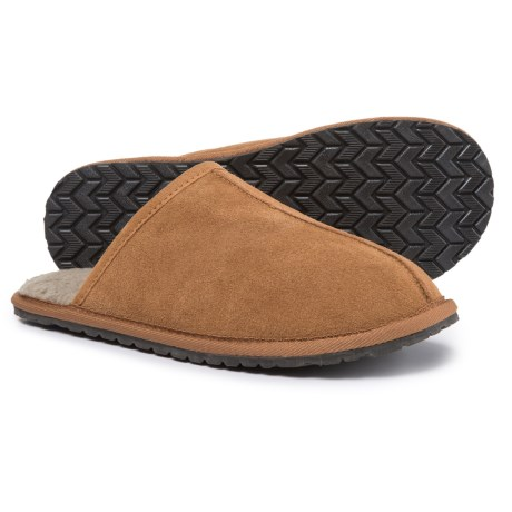 Seth Scuff Slippers - Suede (for Men)