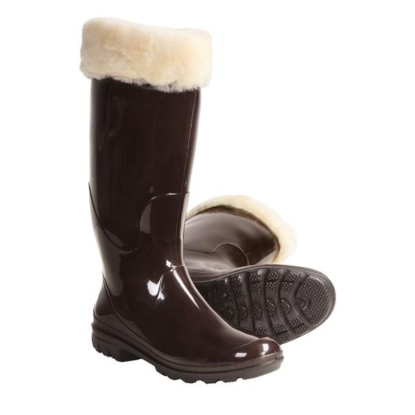 Kamik Paige Rubber Rain Boots (For Women)