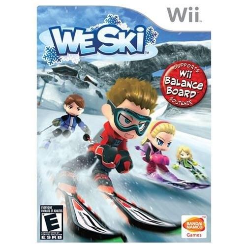 We Ski (works with Balance Board)