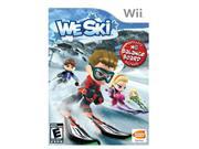 We Ski Wii Game namco