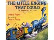 The Little Engine That Could (Little Engine That Could) Publisher: Penguin Group USA Publish Date: 5/19/2015 Language: ENGLISH Pages: 32 Weight: 1.38 ISBN-13: 9780399173875 Dewey: E