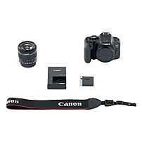 "Canon Eos Rebel T7i 24.2 Megapixel Digital Slr Camera With Lens - 18 Mm - 55 Mm - 3"" Touchscreen Lcd - 16:9 - 3.1x Optical Zoom - Digital (is) - E-ttl Ii - 6000 X 4000 Image - 1920 X 1080 Video - Hdmi - Pictbridge - Hd Movie Mode - Wireless Lan 1894c002"
