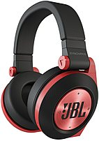 Jbl Synchros E50 E50btred Bluetooth Stereo Headset - Red