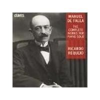 Falla: Complete Piano Works