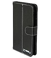 The Linsay TPCC7US Leather Tablet Case with soft lining and snap closure