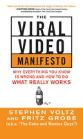 """Creating the next YouTube blockbuster is easier than you think! Includes more than 100 QR Codes linking to successful viral videos! """"These guys are the viral experts, and they show you the way in clear, concise language"""