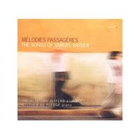 Melodies Passageres: Songs of Samuel Barber (Music CD)