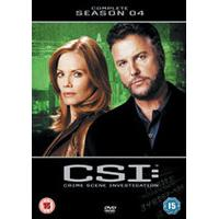 CSI - Crime Scene Investigation: The Complete Season 4