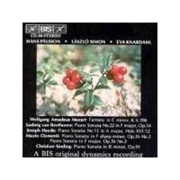 VARIOUS COMPOSERS - Classical Piano Music (Palsson, Knardahl, Simon)