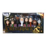 The Lord Of The Rings Limited Edition Eye Of Sauron Pez Collector's Series Dispensers