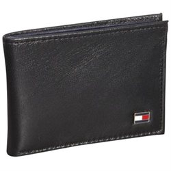 Tommy Hilfiger Wallets Slim Billfold wValet Tray