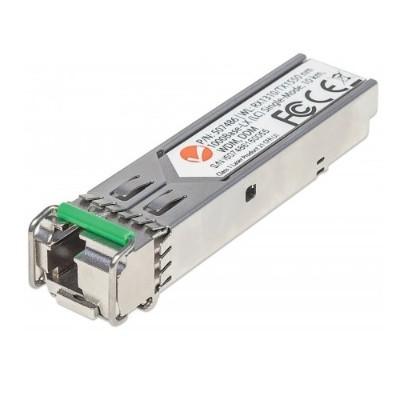 Intellinet Network Solutions 507486 1000base-lx (lc) Single-mode Port Gigabit Fiber Wdm Bi-directional Sfp Optical Transceiver Module