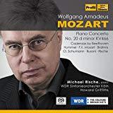 Mozart: Piano Concerto No. 20 in D minor [SACD]