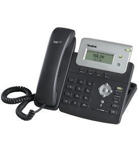 -Cortelco Yealink Entry Level IP Phone w/POE